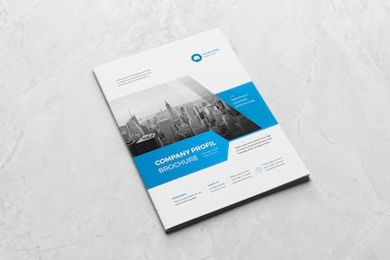 Unternehmens- broschüre