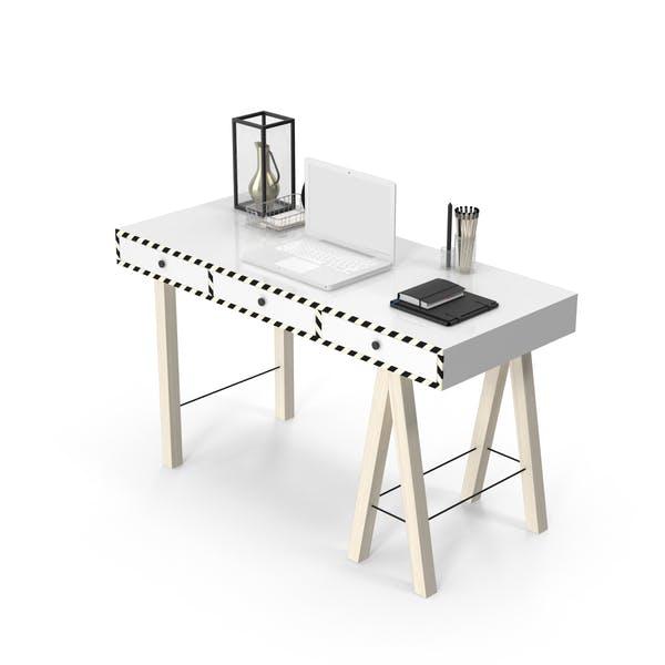 Современный письменный стол