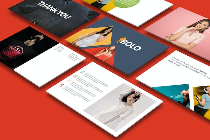 Thumbnail for Bolo Powerpoint Template