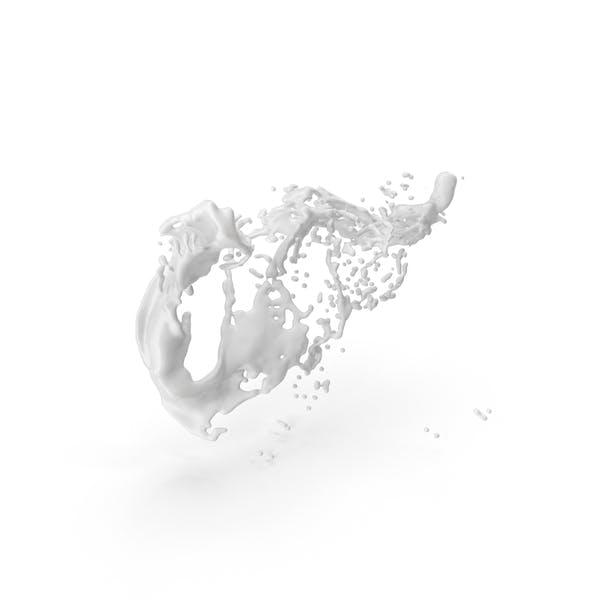Белая жидкость