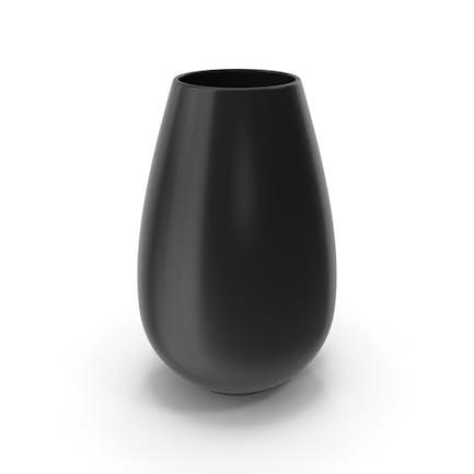 Vase Black