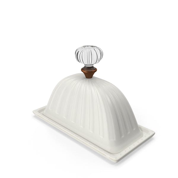 Thumbnail for Classical Butter Dish