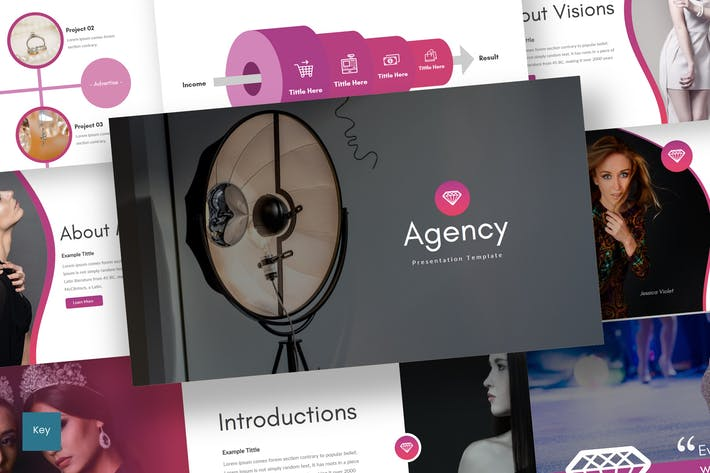 Agency - Keynote Template