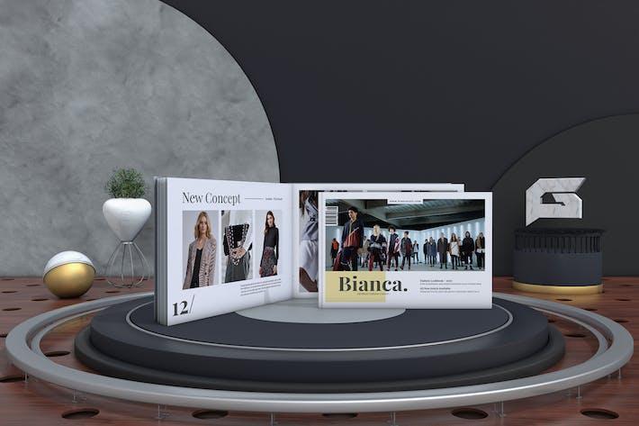 Thumbnail for Bianca - Fashion Catalog Template