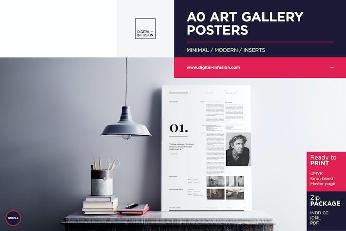 Thumbnail for Nostalgia - A0 Posters