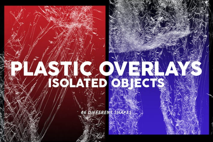 Thumbnail for Plastic Textures & Overlays