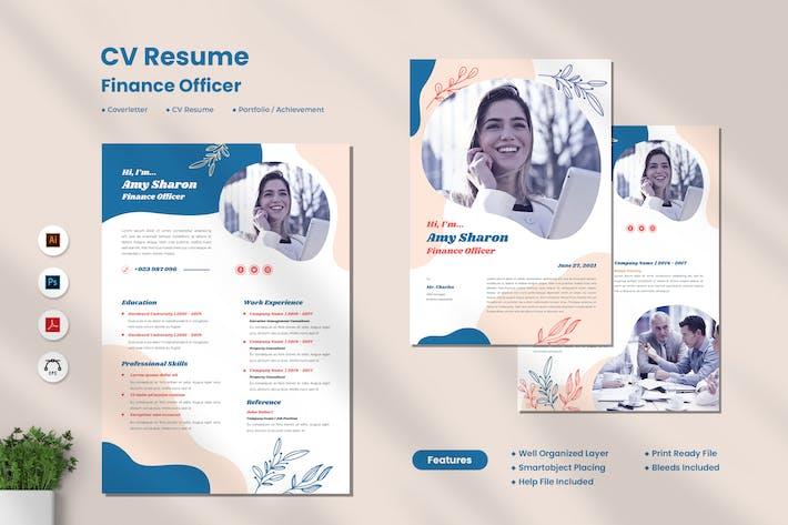 Finance Officer CV Resume