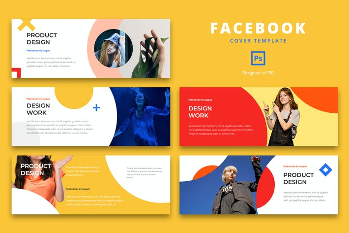 Cover Image For Facebook Cover Template Digital Agency