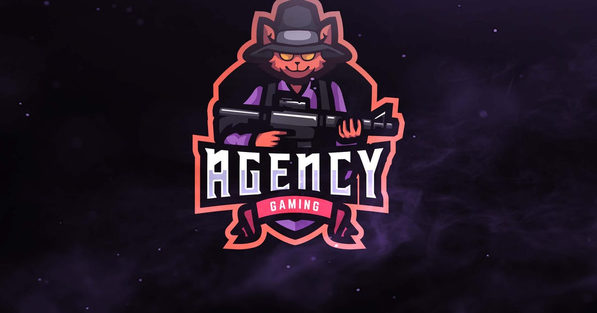 Download Agency Gaming Sport and Esports Logos by ovozdigital