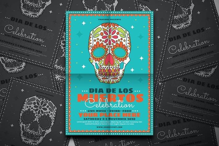 Thumbnail for Festival Dia De Los Muertos