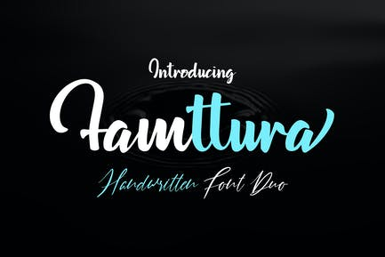 Famttura Font Duo