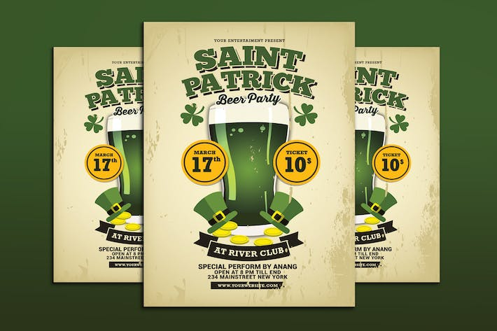 Thumbnail for St Patrick Day Beer Party