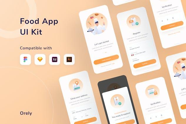 Restaurant & Food Mobile App