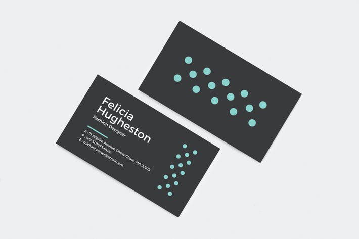 Thumbnail for Professional and Creative Business Card 15
