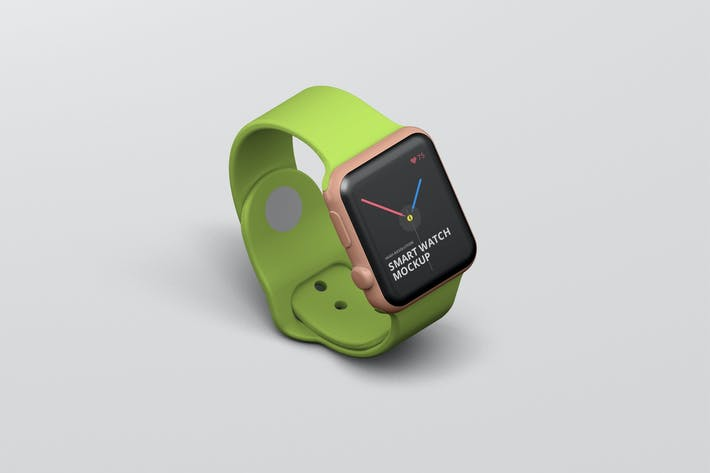 Thumbnail for Smart Watch Mockup