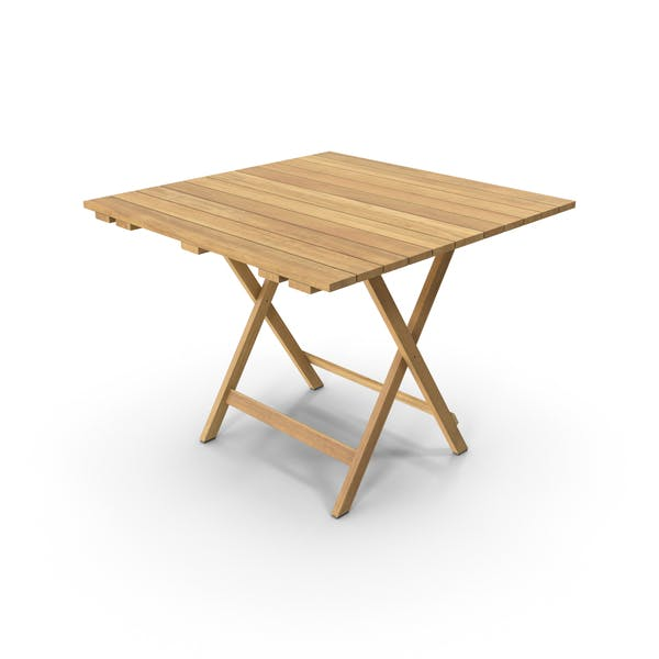 Patio Quadratischer Kartentisch