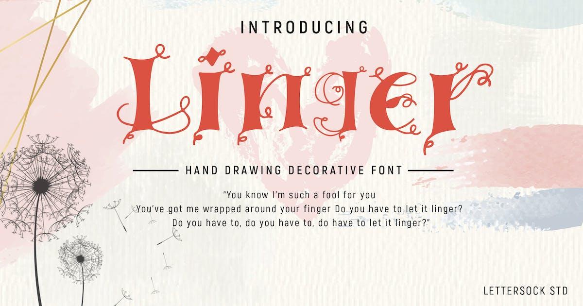 Download Linger by LetterStockStd