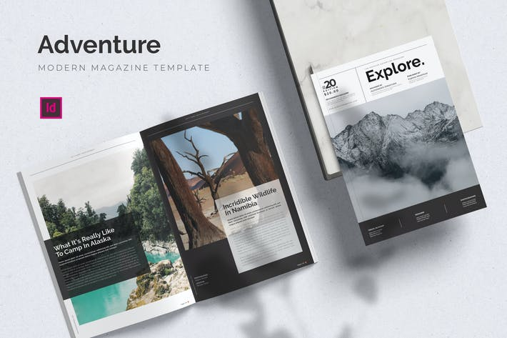 Adventure - Magazine
