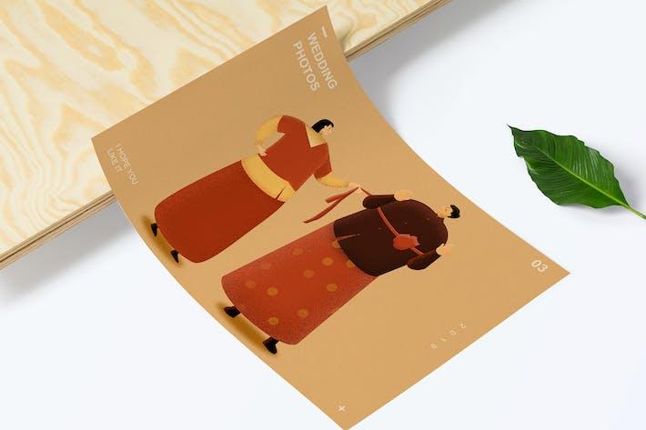 Thumbnail for Illustration | Multi-Purpose PSD Template