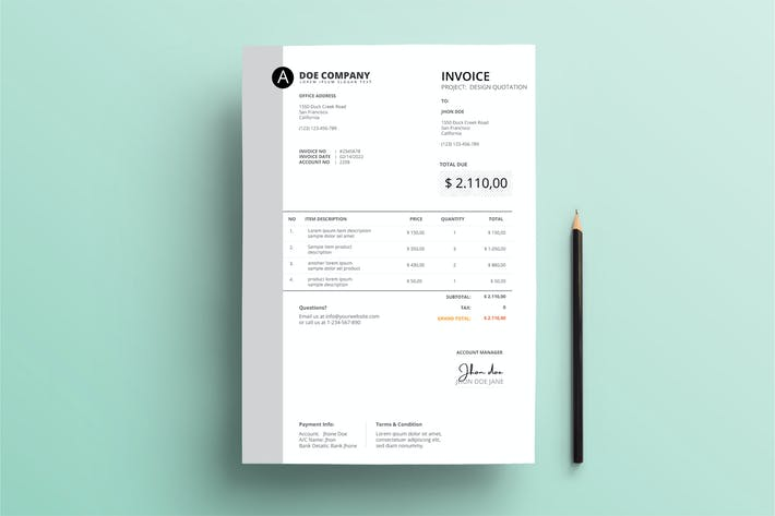 Thumbnail for Clean Invoice Bunesiness with Structured Identity