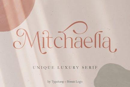 Mitchaella Luxury Con serifa + Bono