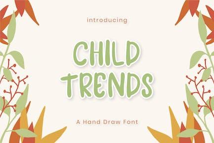 Child Tren - Fuente de visualización