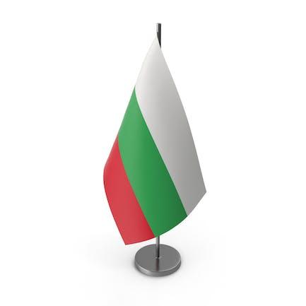 Tischfahne Bulgarien
