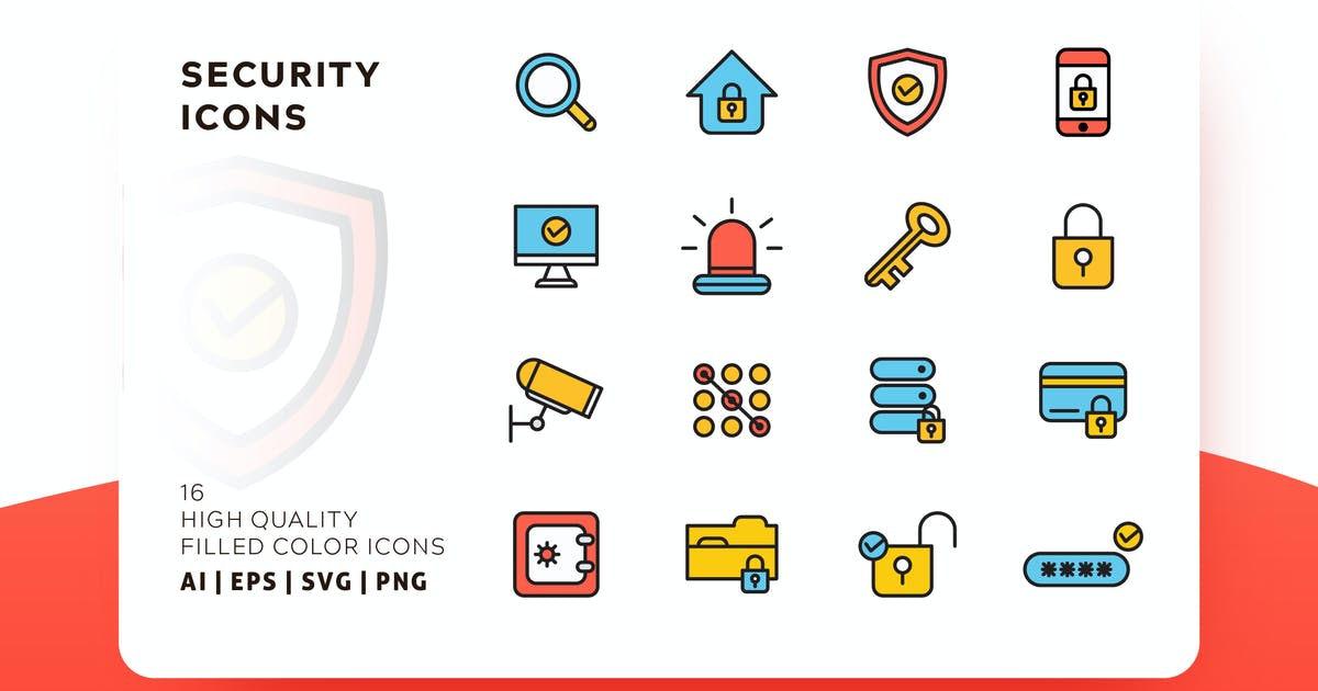 Download SECURITY FILLED COLOR by subqistd