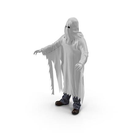 Ghost kostüm