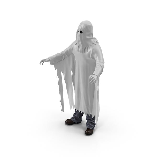 Thumbnail for Ghost Costume