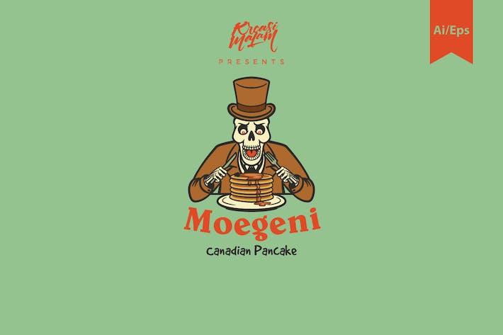 Moegeni Logo Template