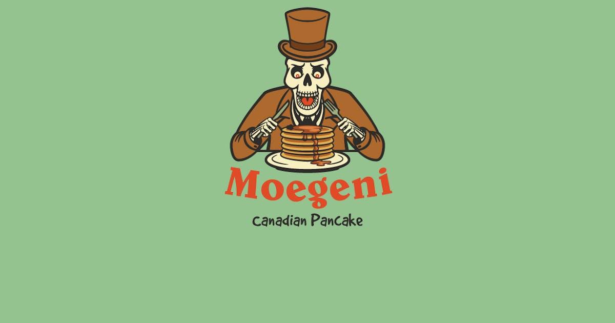 Download Moegeni Logo Template by Ijajil