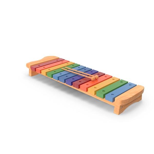 Ксилофон ударная музыкальная игрушка