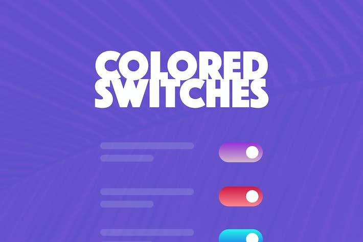 Thumbnail for 1000 interrupteurs colorés