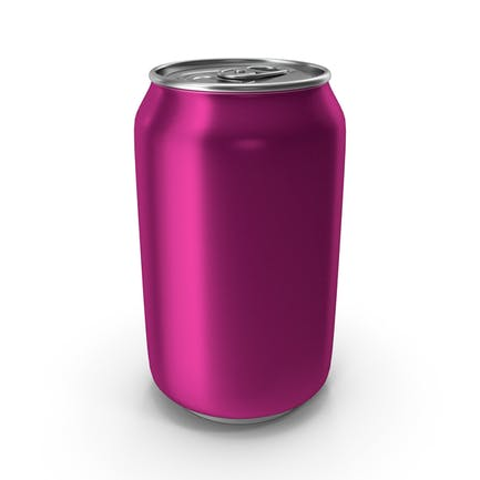 Aluminum Can 330ml Traffic Purple