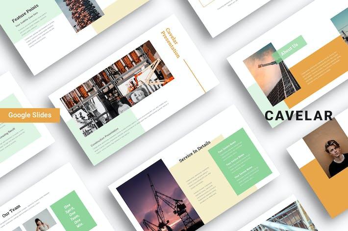 Cavelar Google Slides