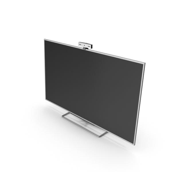 Thumbnail for Большой телевизор с плоским экраном