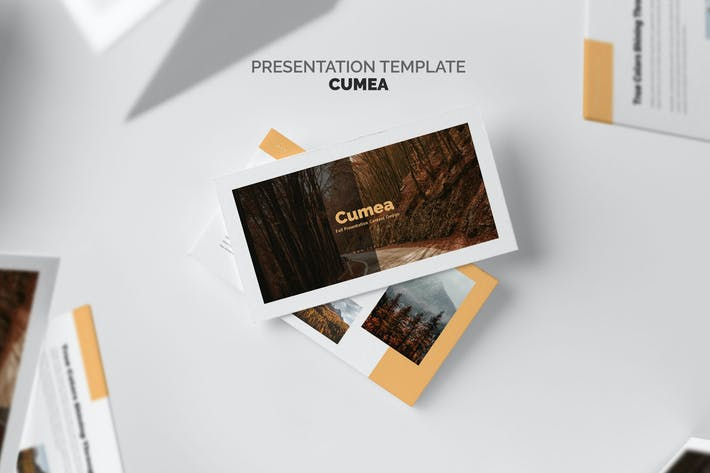 Thumbnail for Cumea : Fall / Autumn Season Google Slides