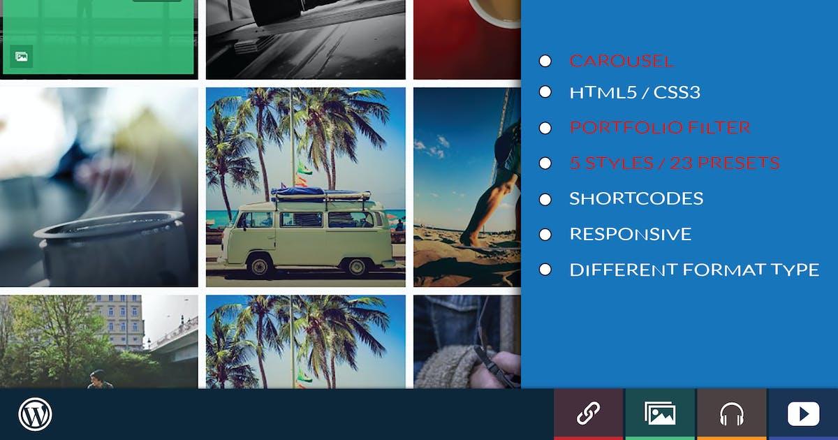 Download AD Portfolio Filter and Carousel Wordpress Plugin by ad-theme