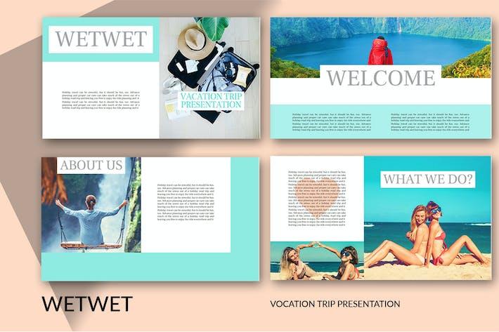 Thumbnail for WETWET - Vocation Keynote Presentation