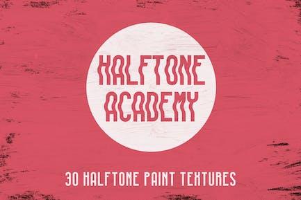Halftone Academy - 30 Halftone Paint Textures