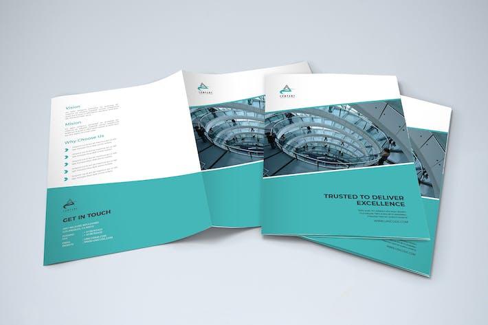 Thumbnail for Modern Business Brochure Bi-Fold