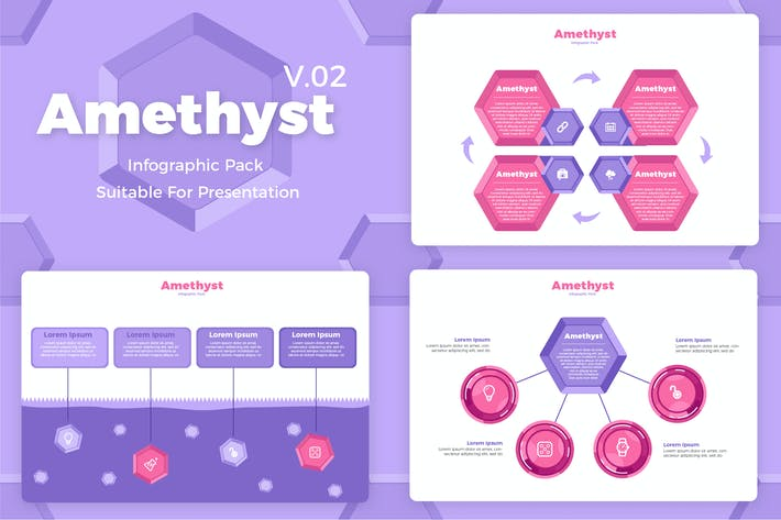 Cover Image For Amethyst V2 - Infographic