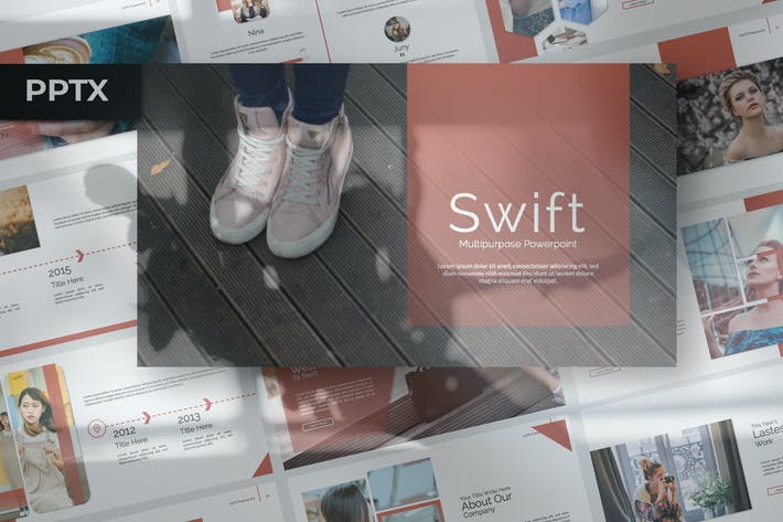 Cover Image For Swift Powerpoint