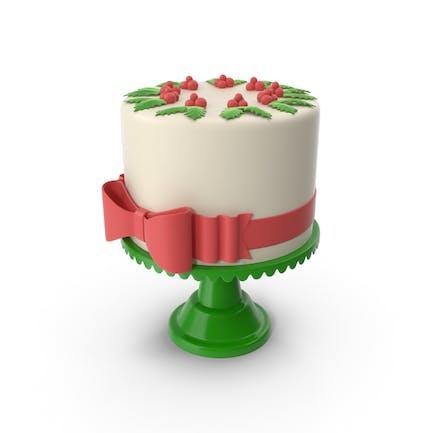 Neujahrs-Geburtstagskuchen