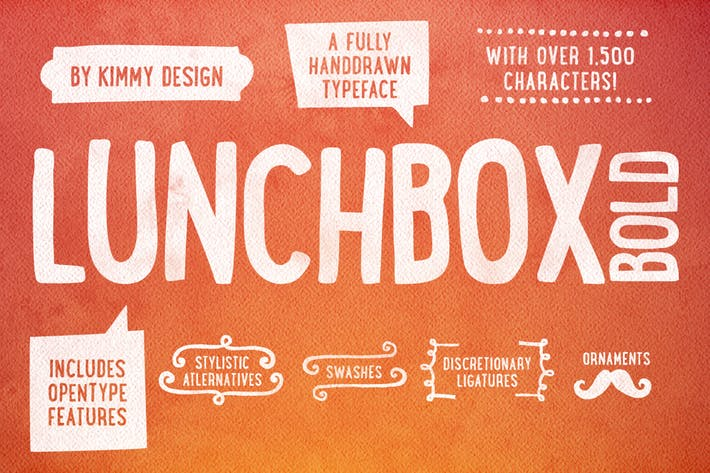 Thumbnail for Lunchbox Bold