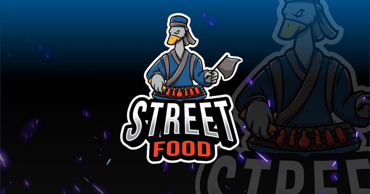 Download Street Food Logo Template by IanMikraz