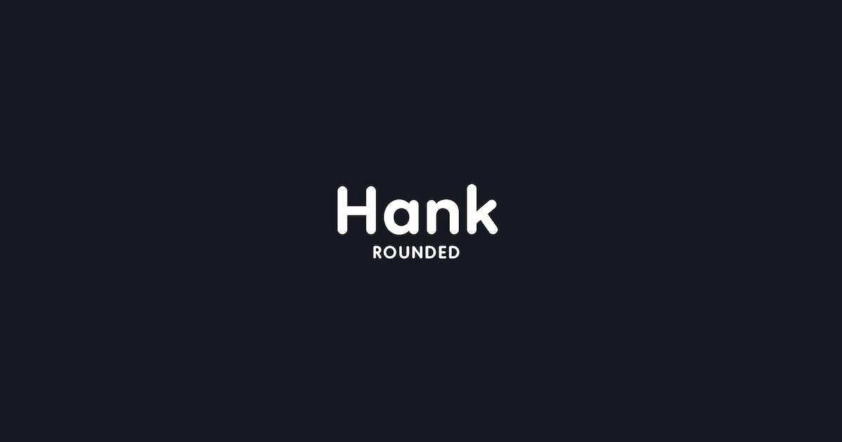 Download Hank Rounded by Reghardt