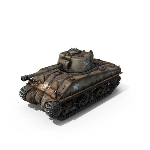 Thumbnail for Sherman Tank