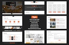 Typo - One Page MUSE Template